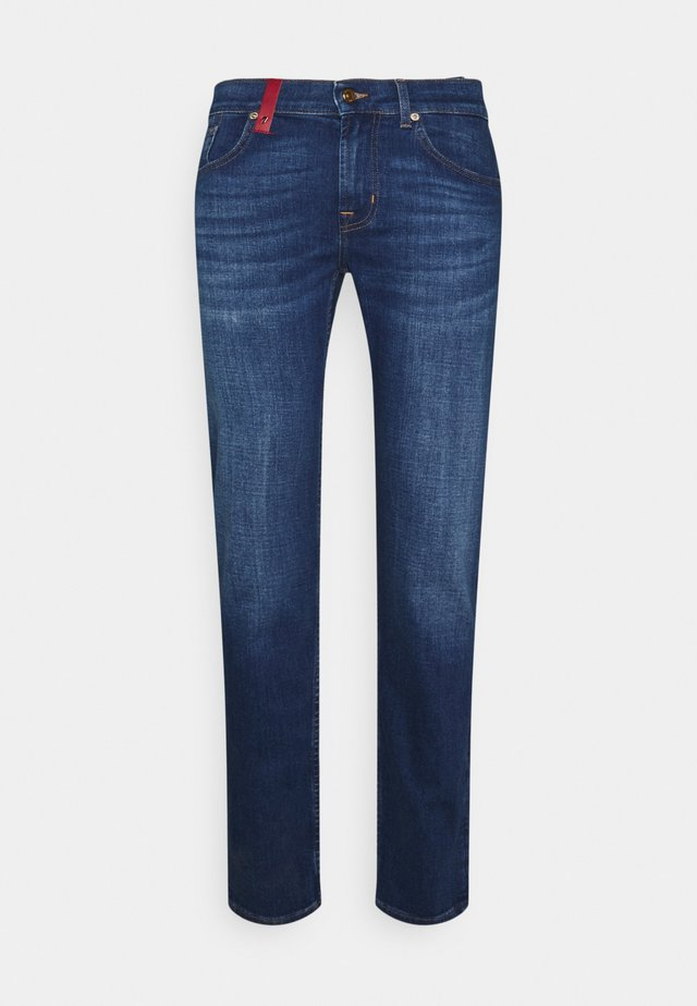 SPECIAL EDITION STRETCH HYDRA - Slim fit jeans - mid blue