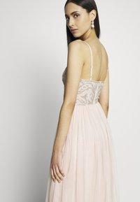 Lace & Beads Tall - SERAPHINA  - Společenské šaty - blush - 3