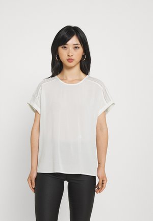 VMNADS - T-shirt med print - snow white