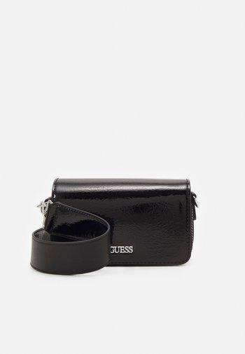 HANDBAG PICNIC MINI SHOULDER BAG - Handbag - black
