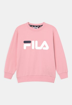 TIM LOGO CREW UNISEX - Sweater - coral blush