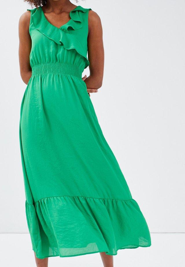 Vestito estivo - vert menthe