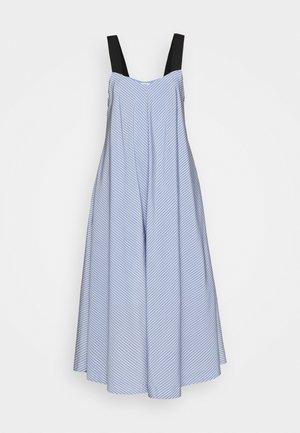 DIANA DRESS - Denní šaty - mini blue