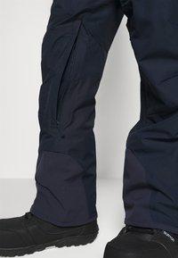 Quiksilver - BOUNDRY - Spodnie narciarskie - navy blazer - 4