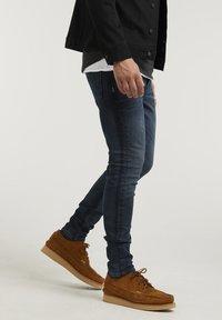 CHASIN' - EGO TRESS - Slim fit jeans - dark blue - 2