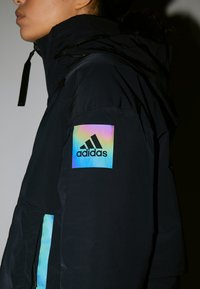 adidas Performance - MYSHELTER 4IN1 PARKA - Parkatakki - black - 7