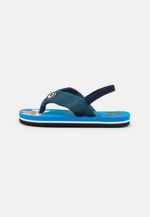 CURAZAO - Sandals - azul