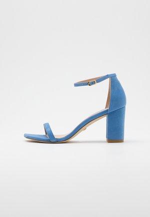 AMELINA BLOCK  - Sandals - periwinkle