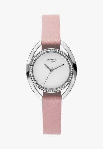 MINUIT - Watch - pink/silver