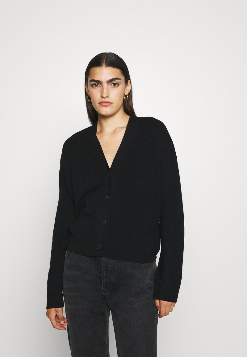 CLOSED - Cardigan - black