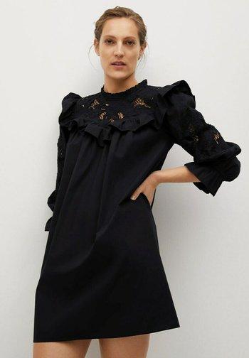 Denní šaty - svart