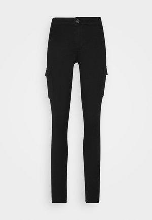 ONLLINE EASY PANT - Cargo trousers - black