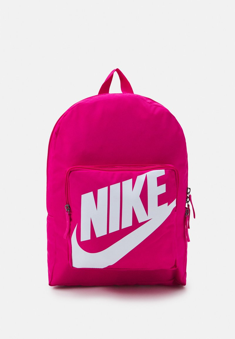 Nike Sportswear - CLASSIC  - Batoh - fireberry/white