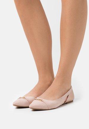 Ballerinat - light pink
