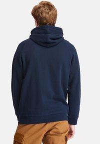 Timberland - EXETER RIVER FULL ZIP - Zip-up hoodie - dark sapphire - 2