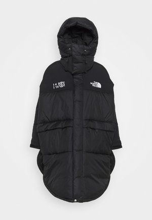 MM6 X THE NORTH FACE COAT - Chaqueta de invierno - black