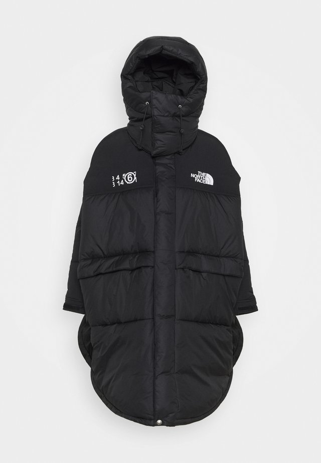 MM6 X THE NORTH FACE COAT - Winter jacket - black