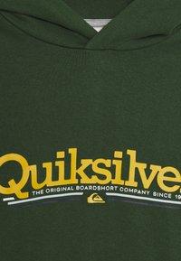Quiksilver - Hoodie - greener pastures - 2