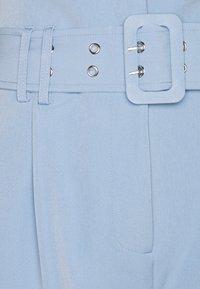 Dorothy Perkins Tall - PEG LEG CORNFLOWER TROUSER - Pantalon classique - blue - 2