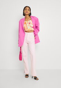 Never Fully Dressed - LOLA CROP - Blouse - multicolor - 1