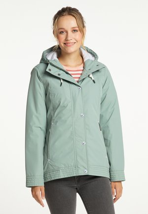 Winter jacket - rauchmint