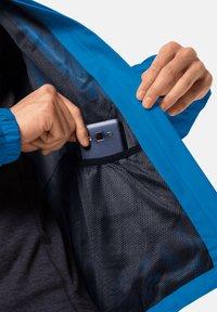 Jack Wolfskin - Hardshell jacket - brilliant blue - 3