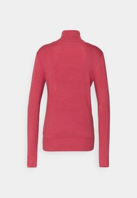 Saint Tropez - ROLL NECK - Jumper - slate rose - 1