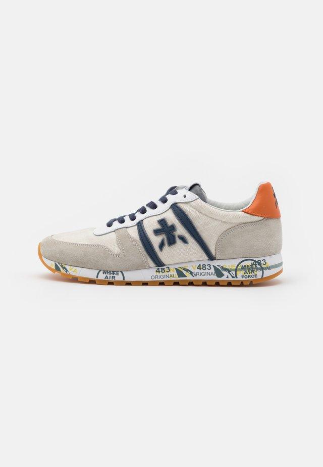 ERIC - Sneaker low - grey/blue