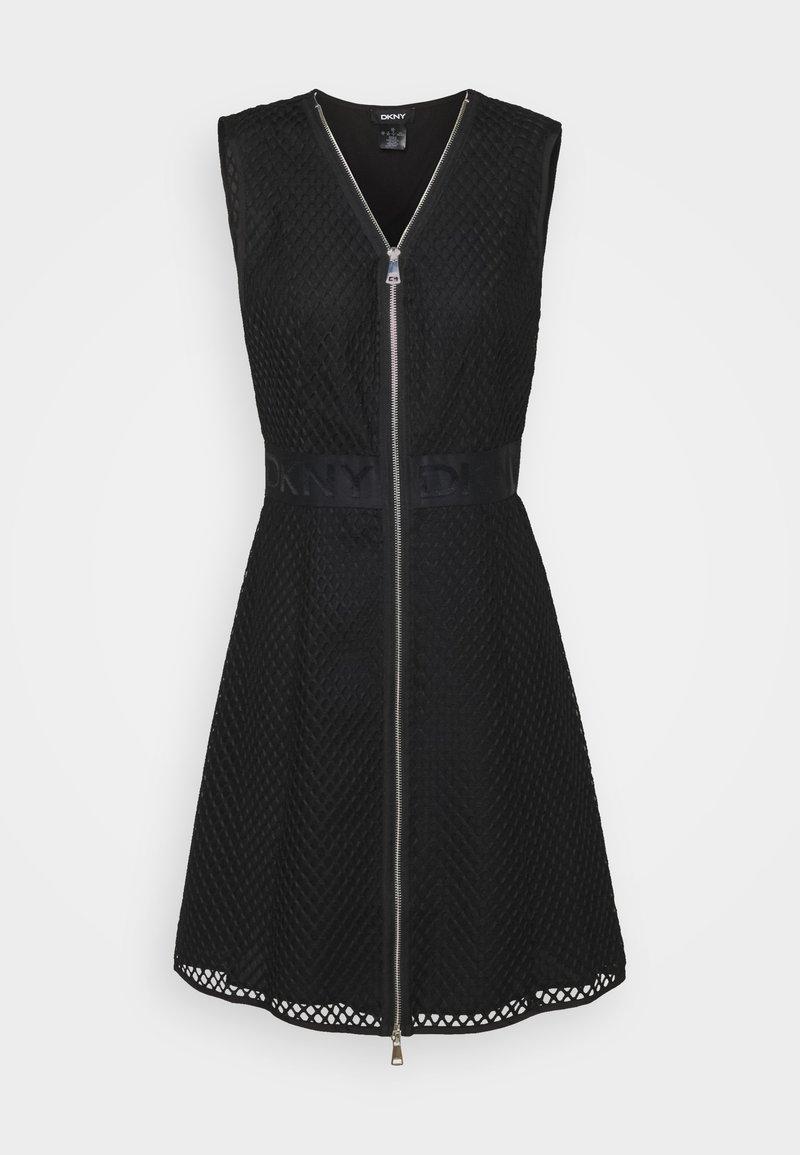 DKNY - Cocktail dress / Party dress - black
