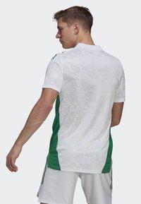 adidas Performance - T-Shirt print - white - 2