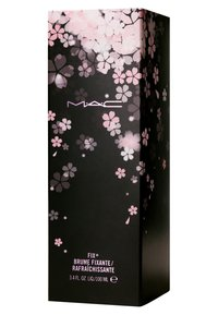 MAC - FIX + BLACK CHERRY - Setting spray & powder - cherry blossom - 1