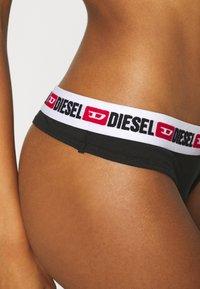 Diesel - UFST-STARS 3 PACK - Thong - black - 4