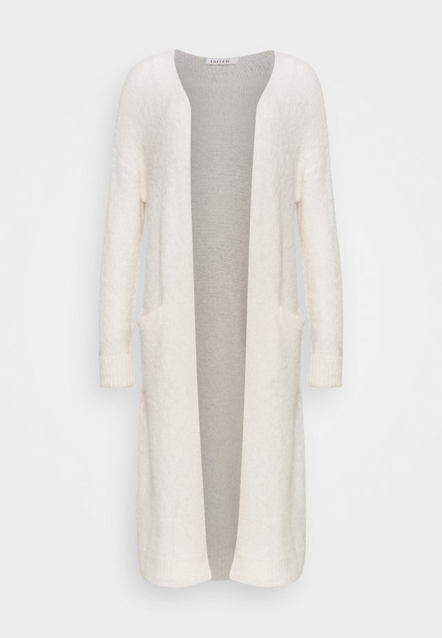 CEASAR CARDIGAN - Gilet - off white