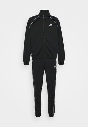 SUIT SET - Giacca sportiva - black/white