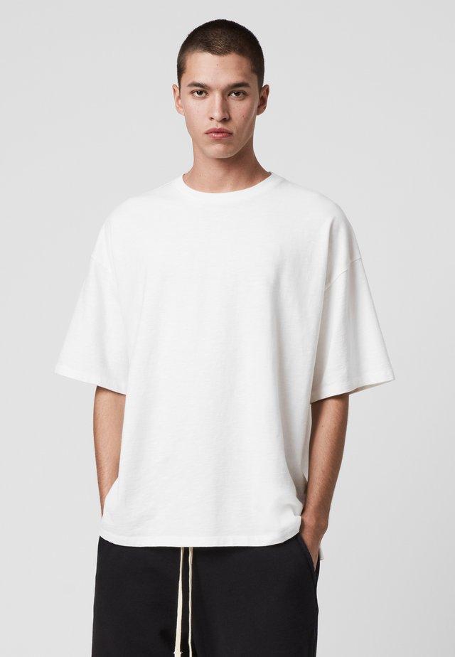 ISLANDERS - Basic T-shirt - white