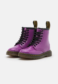 Dr. Martens - 1460 - Lace-up ankle boots - bright purple - 1