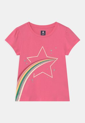 TODDLER GIRL  - T-shirts print - pink