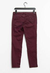 TOM TAILOR - Slim fit jeans - red - 1