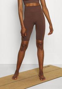 ARKET - Legging - brown - 0