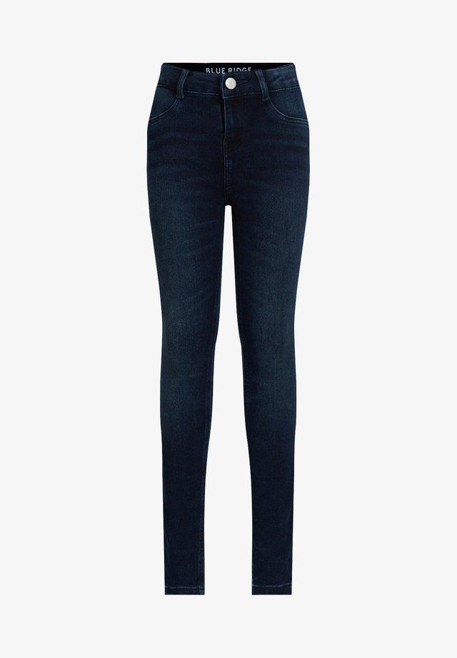 MEISJES - Jeans Skinny Fit - dark blue