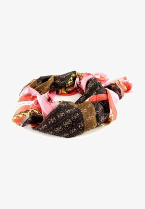 CAMY PRINTED KEFIAH  - Snood - brown