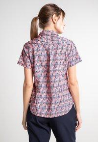 Icepeak - Button-down blouse - raspberry - 4