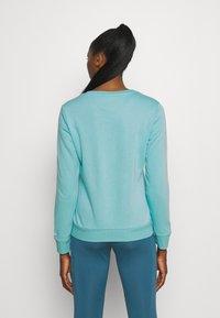 adidas Performance - Sweatshirt - mint ton/white - 2