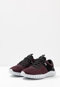 Skechers Sport - OVERHAUL - Baskets basses - burgundy/black - 2