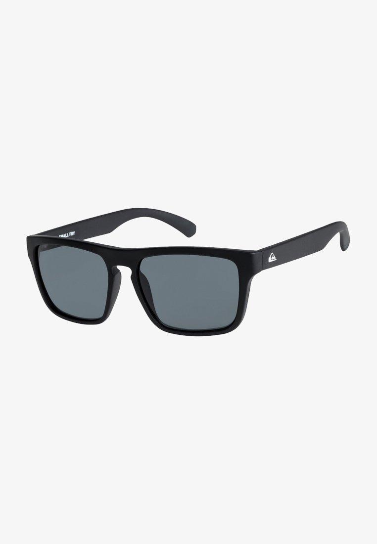 Quiksilver - SMALL FRY - Sunglasses - black/green