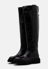 Kennel + Schmenger - VIDA - Over-the-knee boots - schwarz - 2