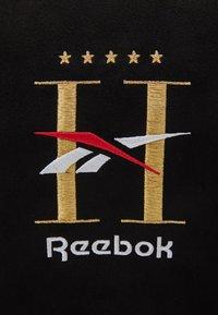 Reebok Classic - HOTEL GRIP UNISEX - Sports bag - black - 3