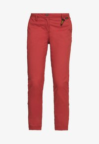 Jack Wolfskin - DESERT ROLL UP PANTS - Outdoor trousers - auburn - 4