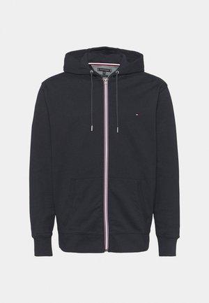 CORE ZIP HOODIE - Zip-up sweatshirt - desert sky