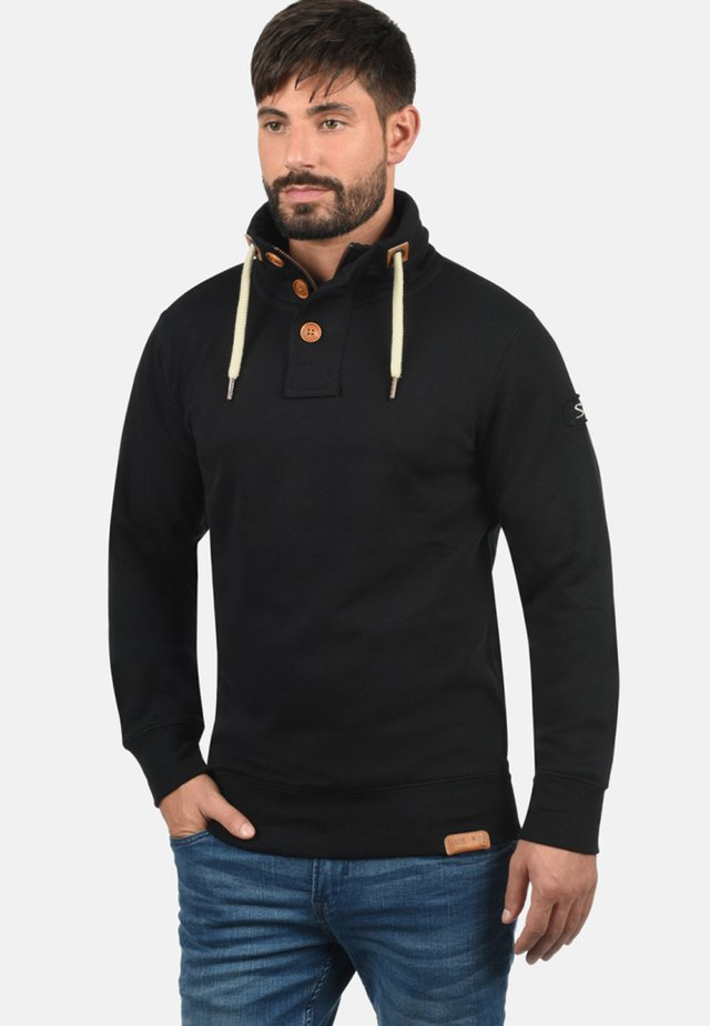 TRIPTROYER - Sweater - black